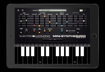 Electro-Harmonix brings '80s synth sounds to your iPad
