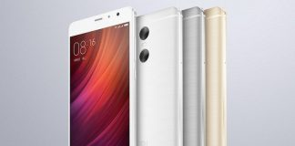 Xiaomi Announces 'Redmi Pro' Smartphone With 5.5-Inch OLED Display and Dual-Lens Camera