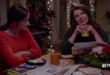 The new 'Gilmore Girls' series comes to Netflix on November 25th