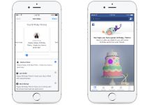 Facebook collects your best birthday wishes in new recap videos
