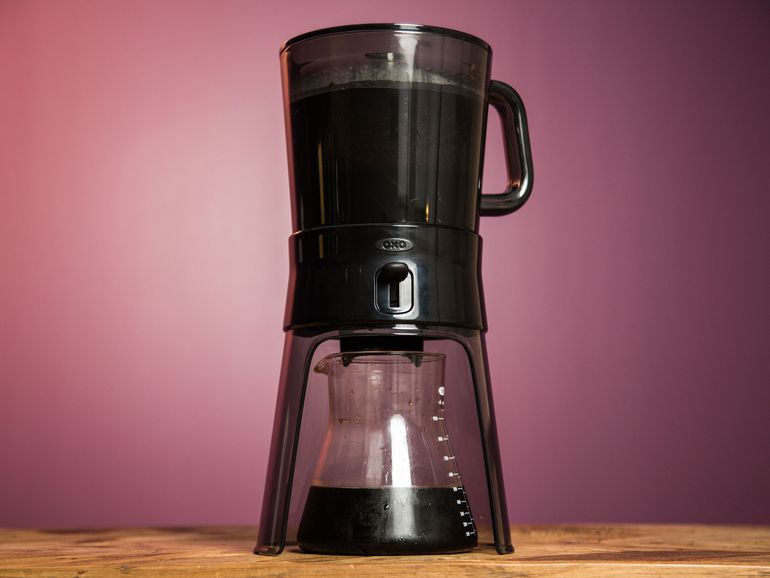 Oxo Cold Brew Coffee Maker review CNET AIVAnet