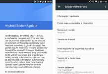 Android 7.0 Nougat tipped for August release as internal testing build leaks