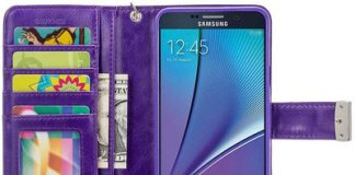 Best wallet cases for Samsung Galaxy Note 5