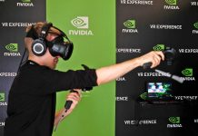 Thin gaming laptops will run VR with NVIDIA's new chip