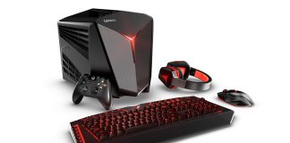 Lenovo unveils two compact, VR-ready desktop gaming PCs