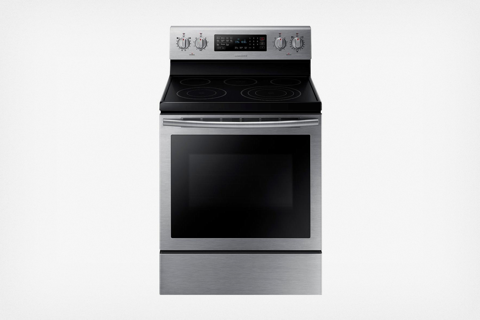 The Samsung Ne59j7630ss Is Best Freestanding Radiant Electric Range For Most People Because It Has All Of Important Cooking And Cleaning Features