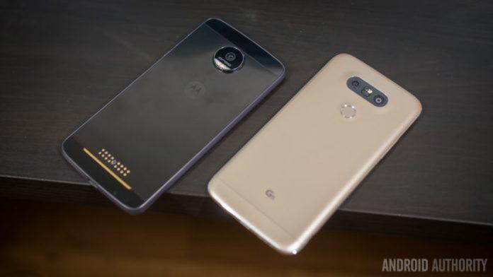 Motorola Moto Z Force vs LG G5 – Modular or Mods?