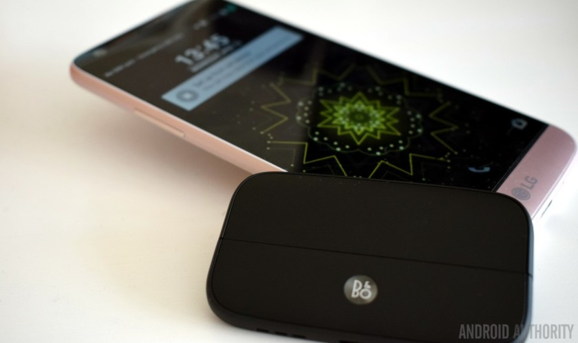 LG G5 with HiFi DAC