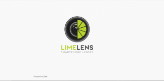 LimeLens: 2 Wide Angle Lenses For Your Android