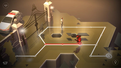 Review: Deus Ex GO for Android