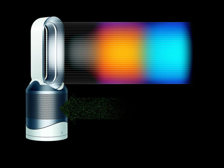 dyson pure hot cool link release date price and specs. Black Bedroom Furniture Sets. Home Design Ideas