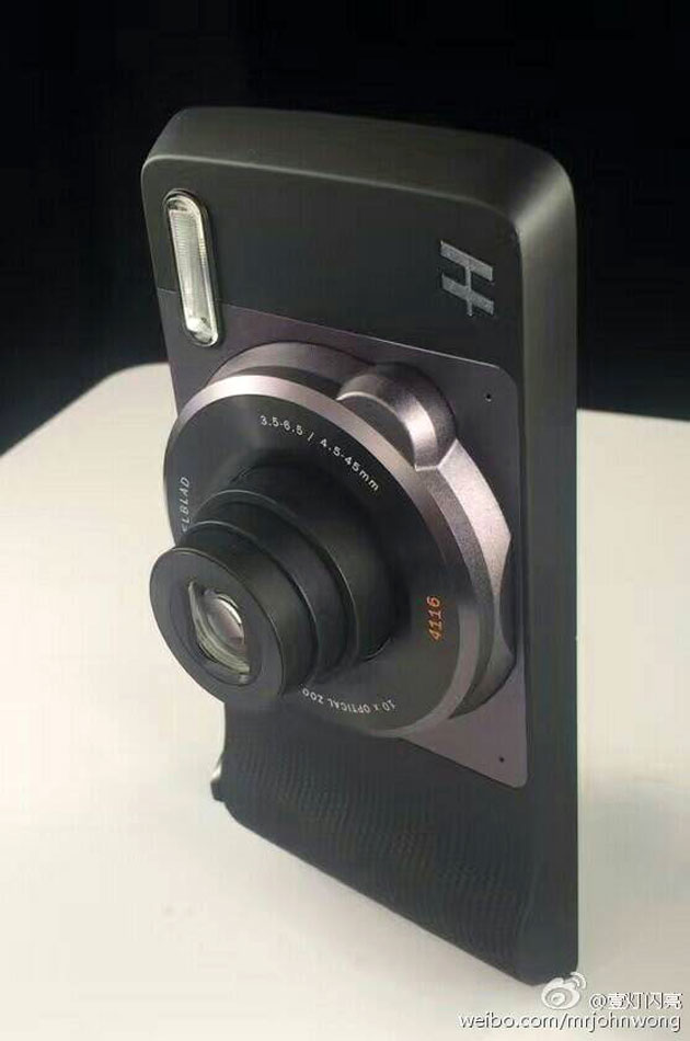 Hasselblad MotoMod for Moto Z