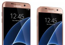 Samsung launches 'Pink Gold' Galaxy S7 and S7 edge, exclusive to Best Buy in the U.S.