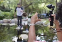 DJI Launches iPhone-Compatible Osmo+ Handheld Gimbal Camera With Up to 7x Zoom