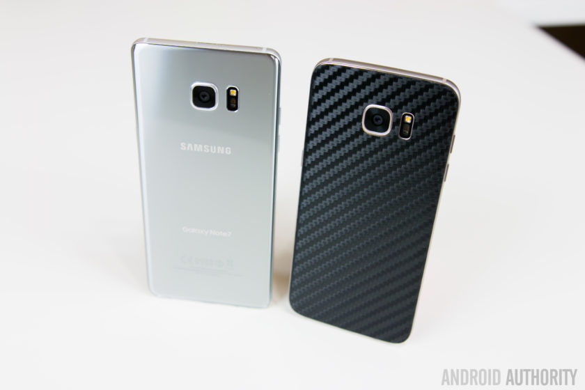 Samsung Galaxy Note7 versus Samsung Galaxy S7 Edge-17