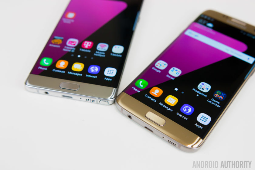 Samsung Galaxy Note7 versus Samsung Galaxy S7 Edge-12