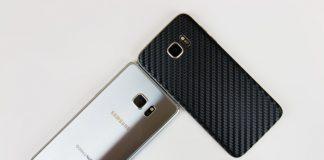 Samsung Galaxy Note 7 vs Galaxy S7 Edge