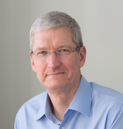 Apple CEO Tim Cook Sells Another $28.7 Million in Stock