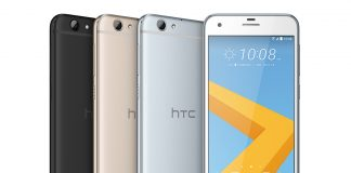 HTC One A9s dons a familiar metallic design and cheaper tag