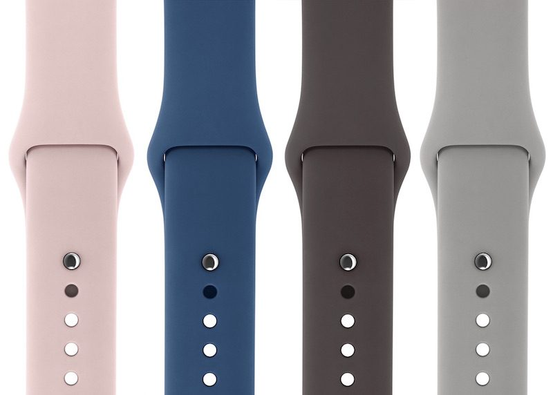3d390ea96 New Colors Launch for Apple Watch Sport Band, Woven Nylon, and Classic  Buckle