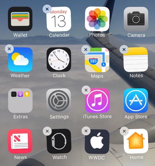iOS 10 Tidbits: Hide Stock Apps, Use Two Safari Windows on