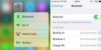 How to Use Native 3D Touch Actions in iOS 10