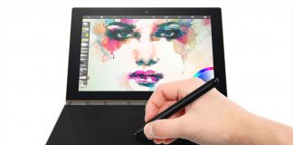 Lenovo's sketch-ready Yoga Book ships on October 17th