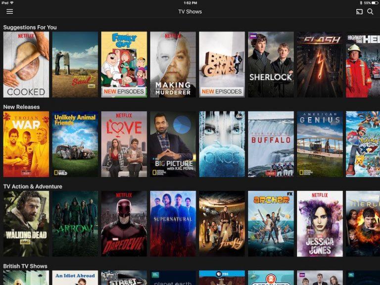 New to Netflix UK: December 2015 - The List