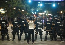 Facebook's Safety Check was activated by protesters in Charlotte