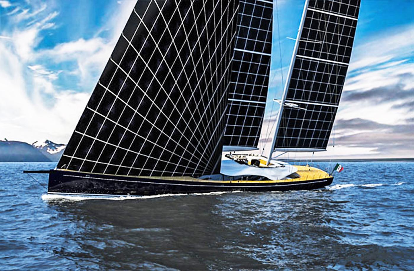 Six Sun Powered Ships Aivanet
