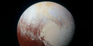 Pluto may have a 60 mile deep liquid water ocean