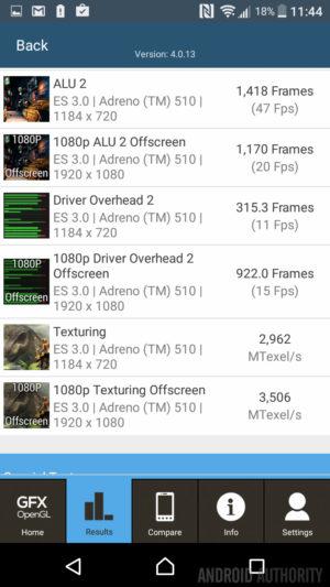Sony Xperia X Compact screenshots-11