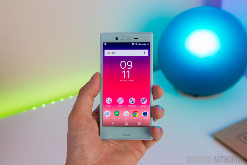Sony Xperia X Compact Review-15