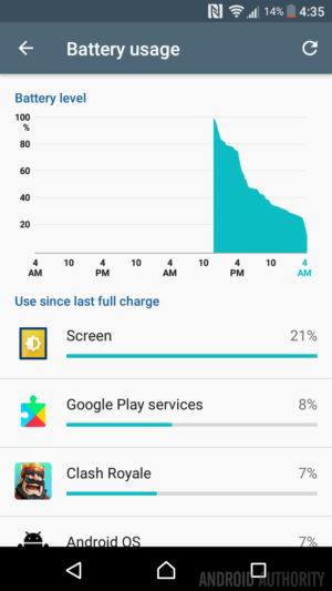 Sony Xperia X Compact screenshots-3