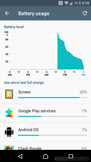 Sony Xperia X Compact screenshots-5