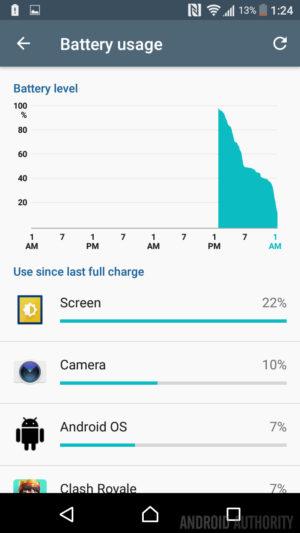 Sony Xperia X Compact screenshots-2