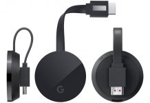 Google's 4K Chromecast emerges in an image leak