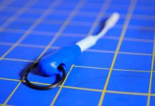 Make a DIY keychain for your iPhone 7's headphone adapter     - CNET