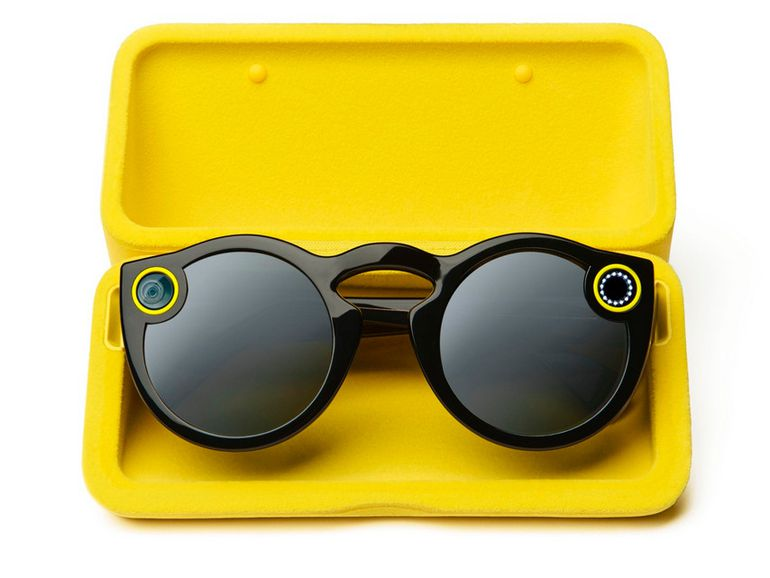 """The camera built into Snapchat's """"Spectacles"""" lets you shoot video that shows the world from your point of view."""