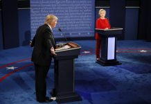 The first presidential debate broke multiple internet records