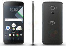 BlackBerry DTEK60 images leak ahead of official unveil