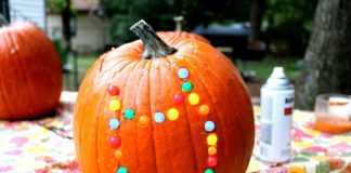 String light Jack-o-lantern: A creative twist without candles     - CNET