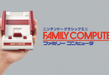The NES Mini is cooler, but Japan's Famicom Mini is way cooler