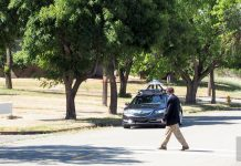 California approves unmanned self-driving car trials