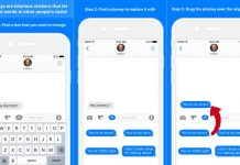 Sticker App 'Phoneys' Nixed by Apple for Mimicking Messages Chat Bubble Design