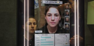Panasonic's concept mirror finds your flaws and prints makeup to fix