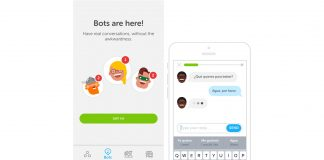 Learn a new language with Duolingo's chatbots