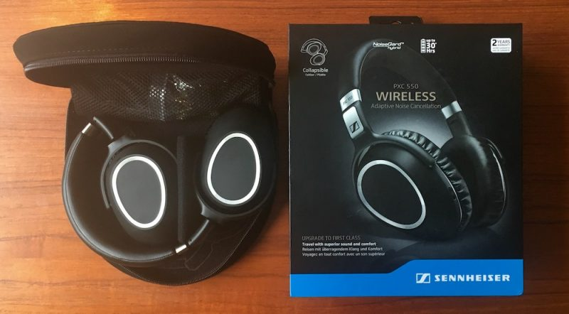 c180eaaa01e Review: Sennheiser's PXC 550 Wireless Headphones Should Put Bose on Notice