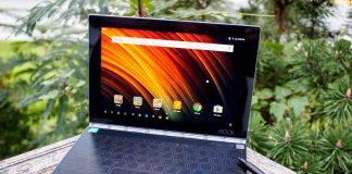 Lenovo Yoga Book review: Almost amazing