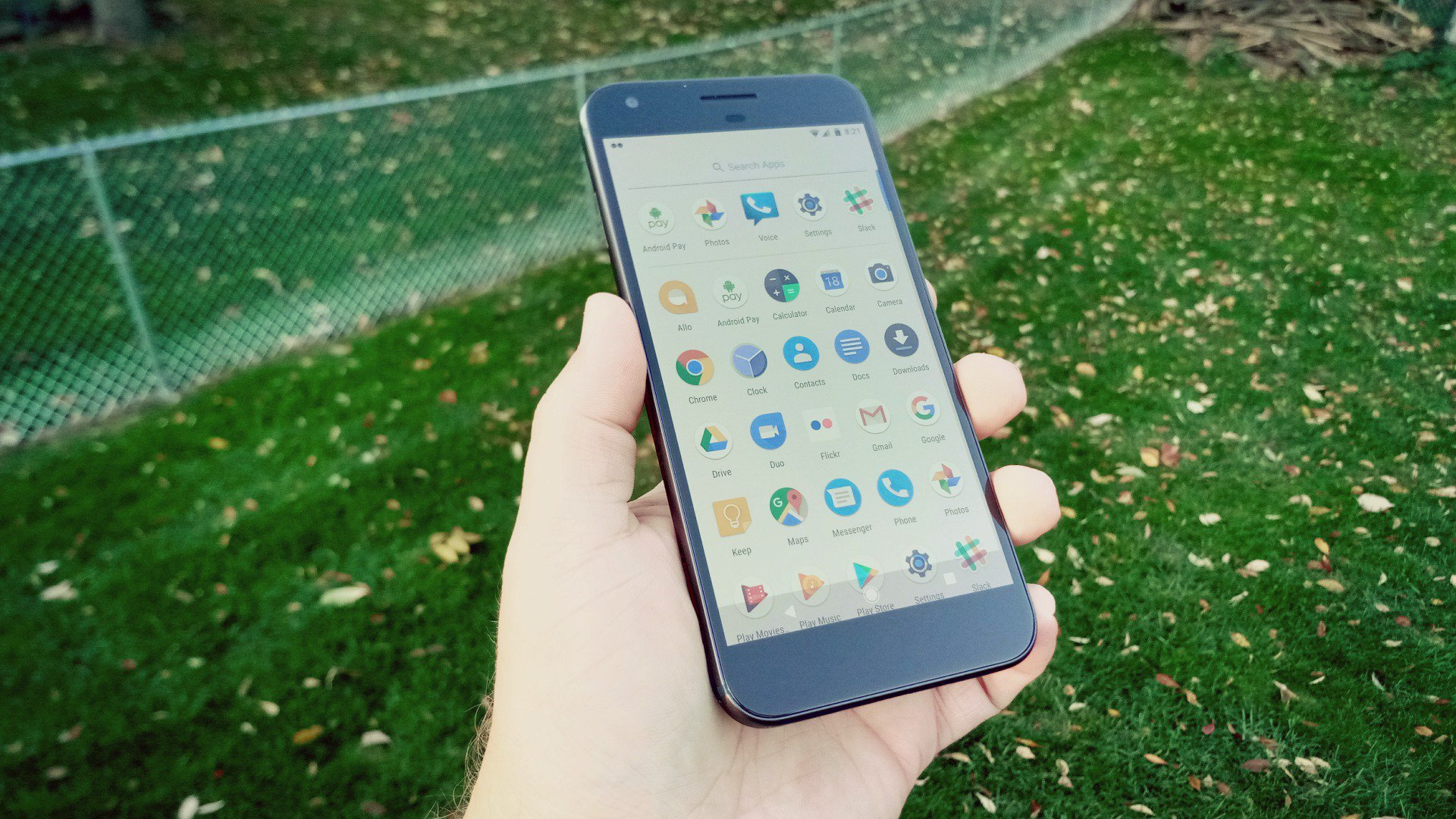 Google Pixel XL: Hands on, early impressions, and camera